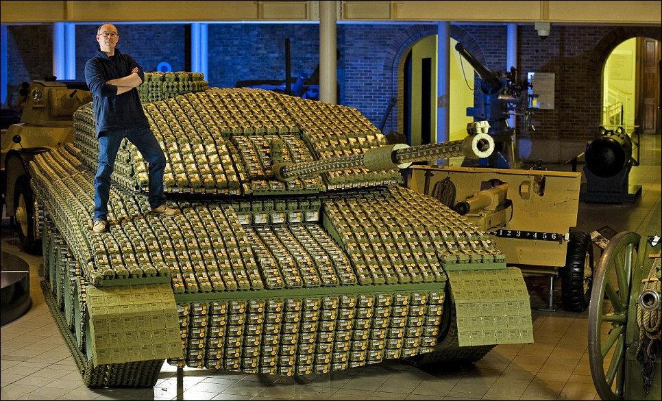 Картонный танк