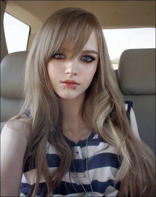 Дакота - 16-летняя Барби