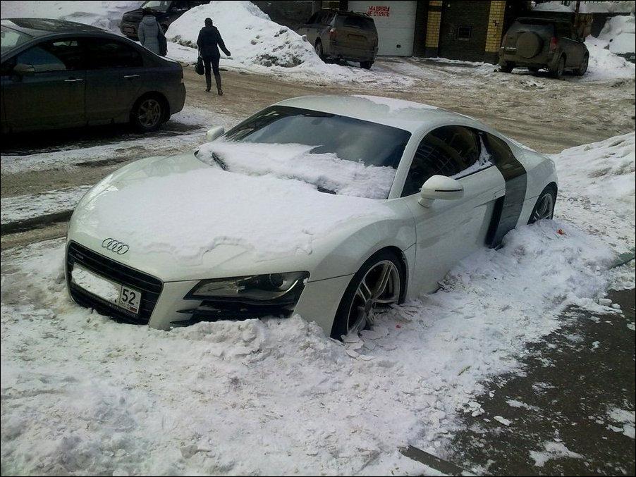 Забытые автомобили
