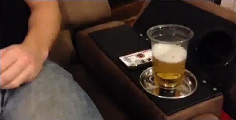 Пивное кресло