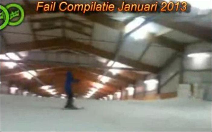 Подборка неудач за январь 2013