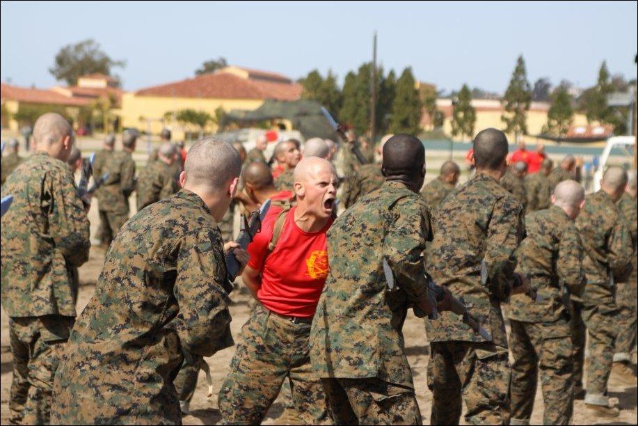 Лица американских сержантов (17 фото) .