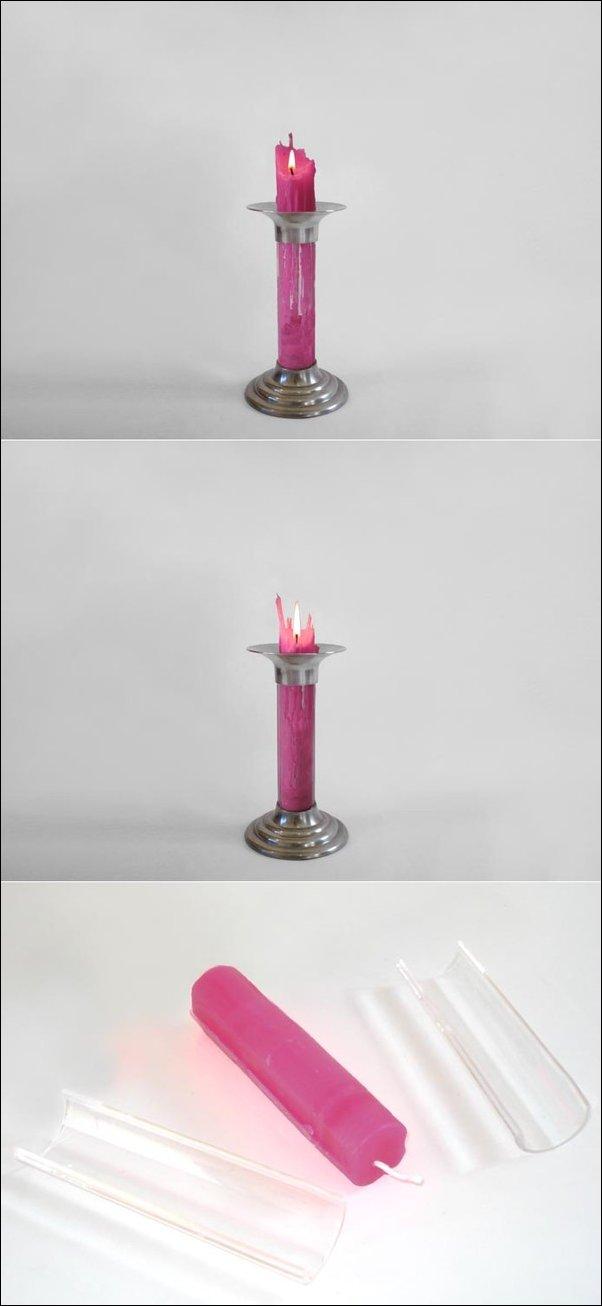 Свеча многоразовая