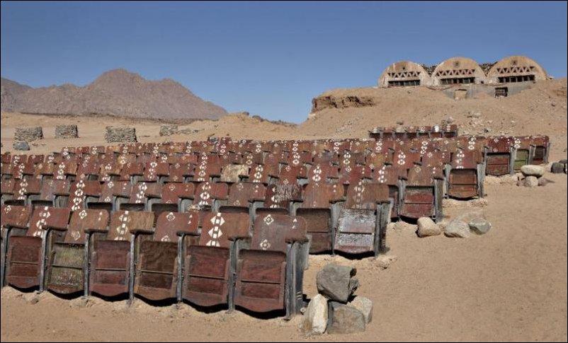 Кинотеатр в пустыне