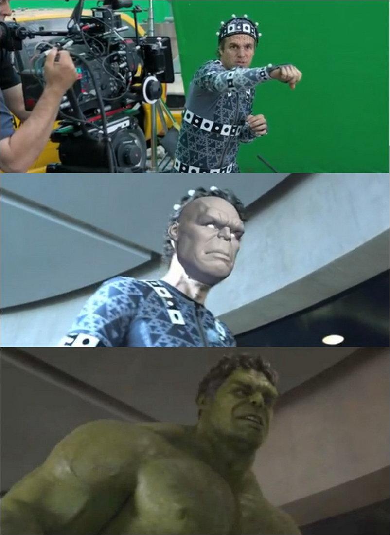 Кино без спецэффектов