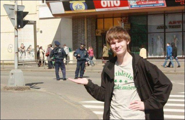 Российские фото приколы