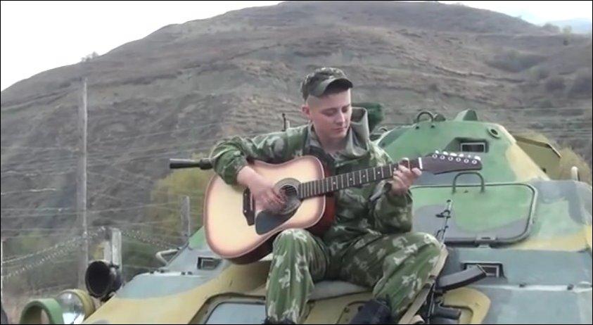 Солдатская песня