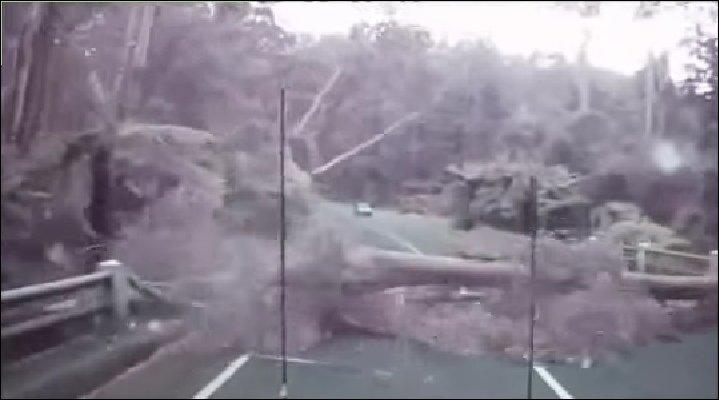 Шторм в Австралии