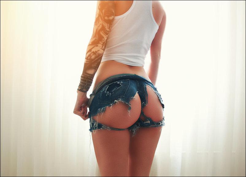 Девушки с секси попками фото 156