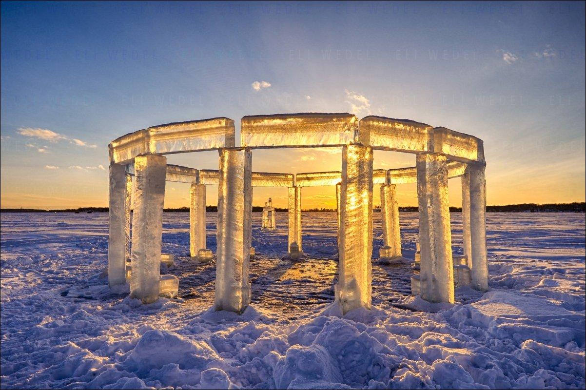 Ледяной Стоунхендж