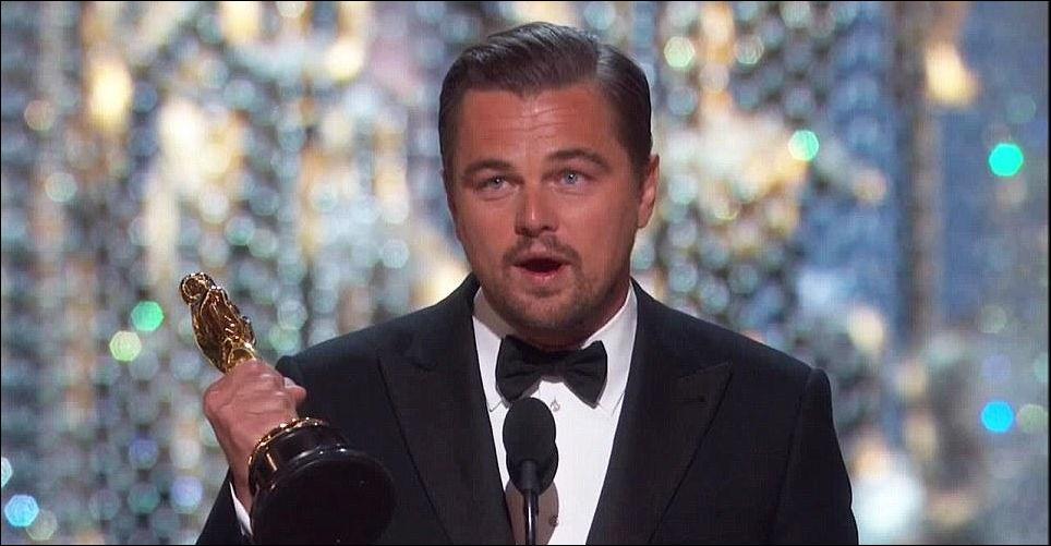 Ди Каприо получил Оскар