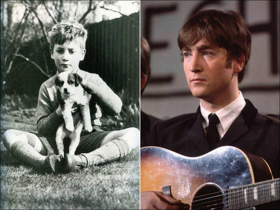 Рок-звезды в детстве и юности