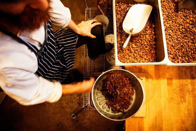 Изготовление шоколада в домашних условиях видео