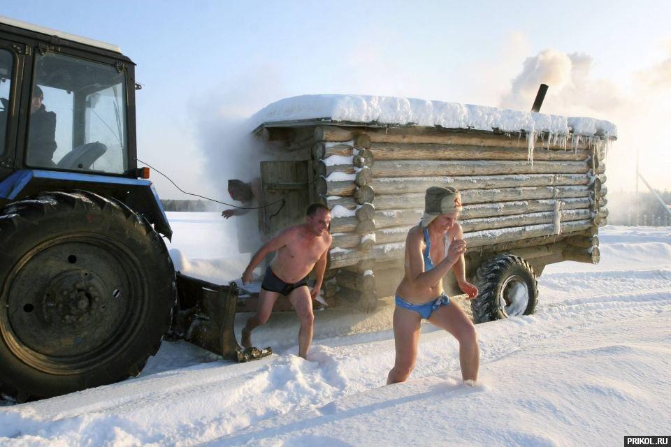 Худший новогодний парад (5 фото). Прет как трактор (32 фото). Автор
