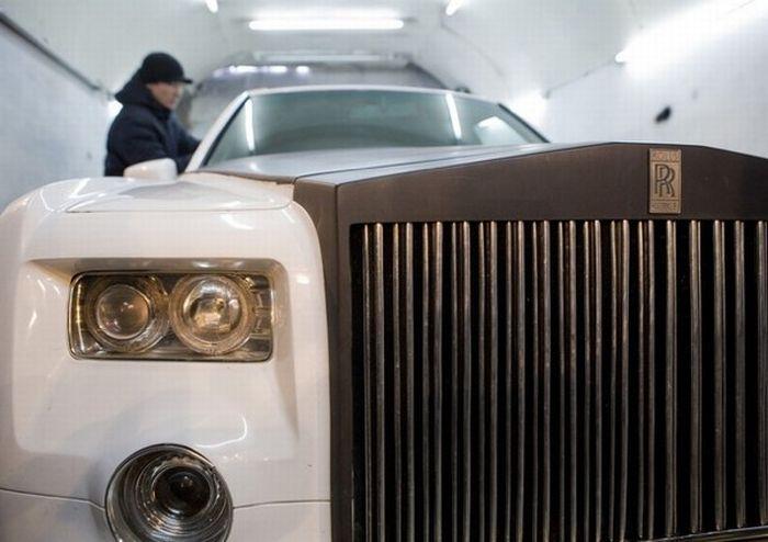 Rolls-Royce своими руками