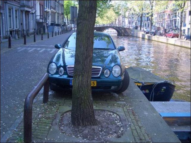 Мастерская парковка