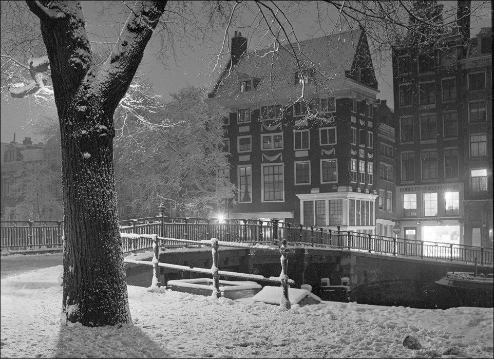 Зима в Нидерландах