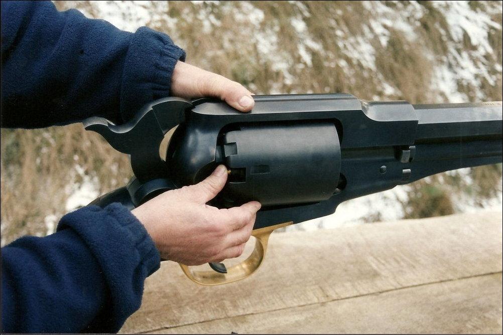 Самый большой револьвер