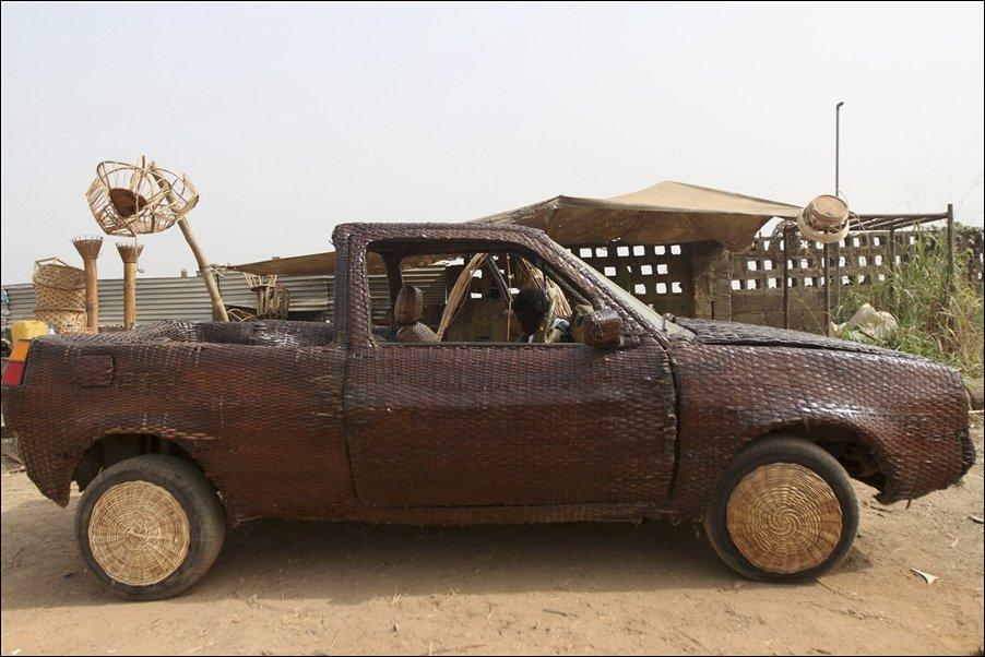 Нигерийский тюнинг