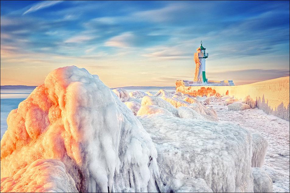 Замерзшие маяки