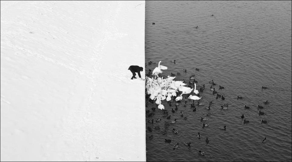 Зима в Кракове
