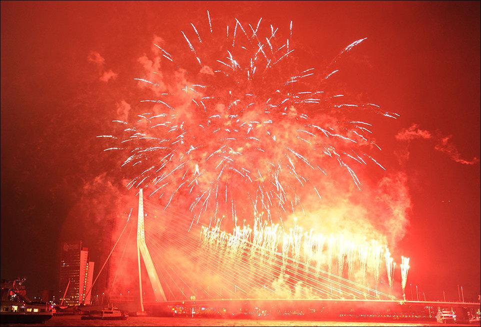 Празднование Нового 2013 года