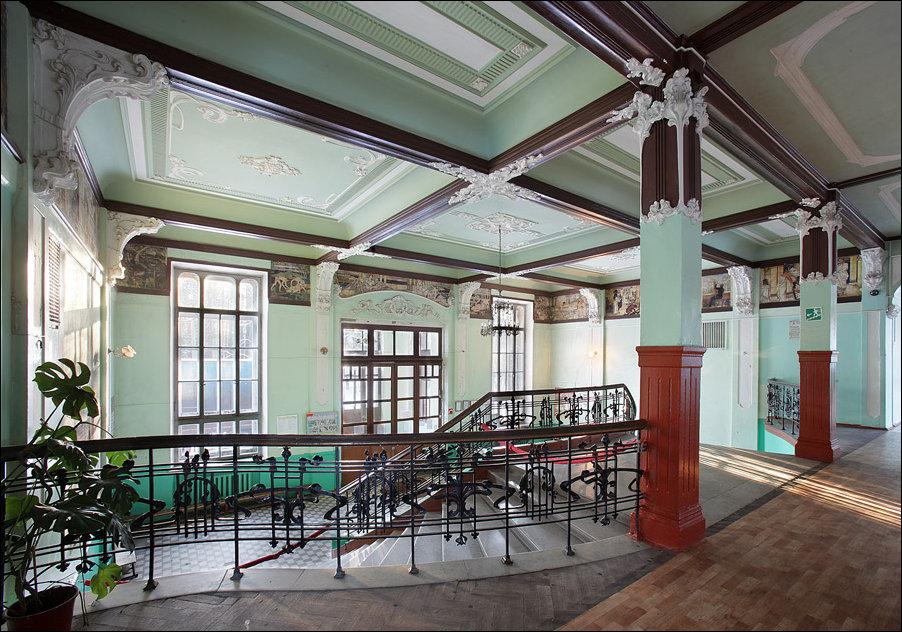 Средняя школа в Ногинске