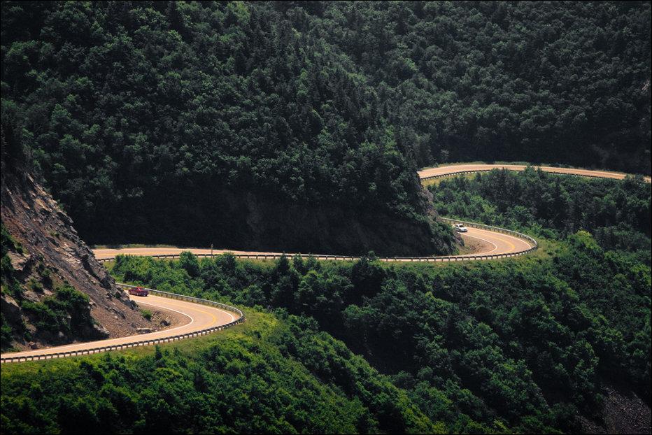 Живописные дороги мира