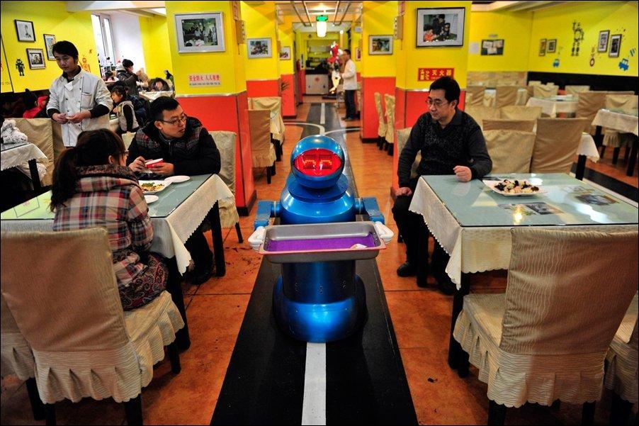 Робот-официант