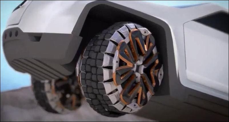 Умные колеса