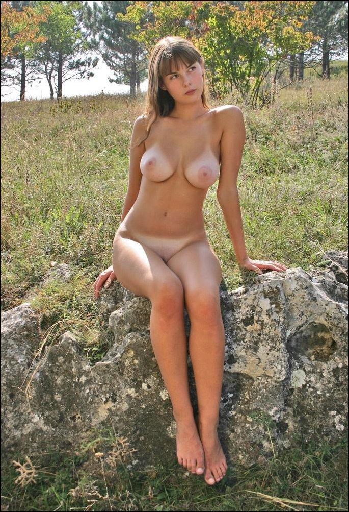 фото красивых русских голых девушек
