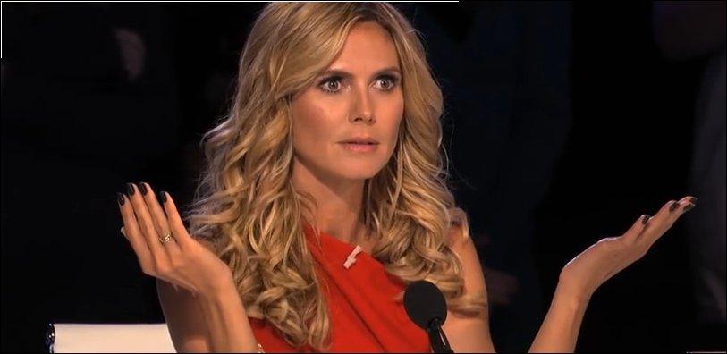 Левитация в шоу America Got Talent