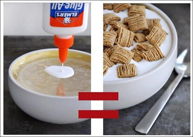 Рекламные трюки для съемки еды