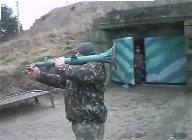 Военные развлекаются
