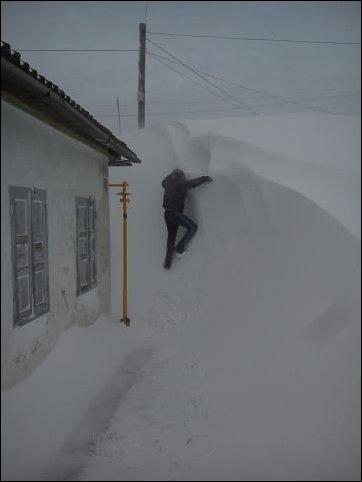 Зима в Ейске