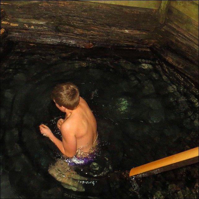 Крещенские купания 2015