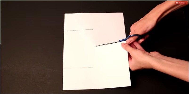 Трюки с бумагой