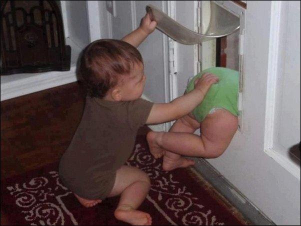 Растить детей это весело