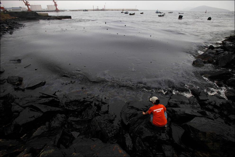картинки разлива нефти на воде данной теме выкладывать