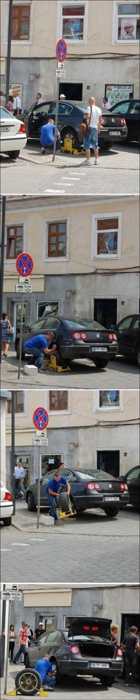 Тем временем в Румынии