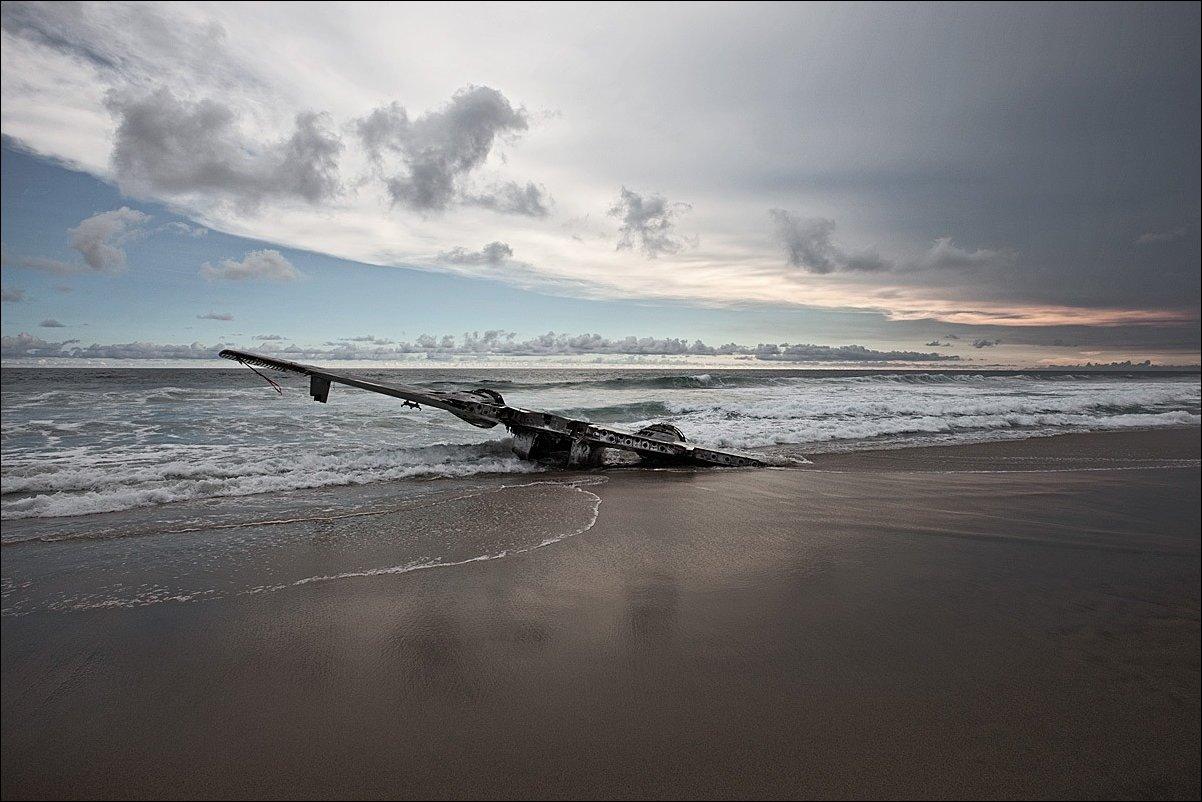 Упавшие самолеты