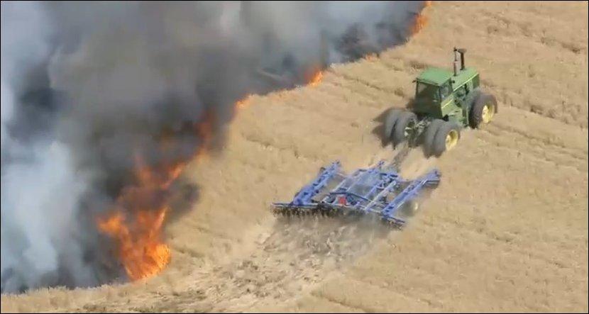 Битва за урожай