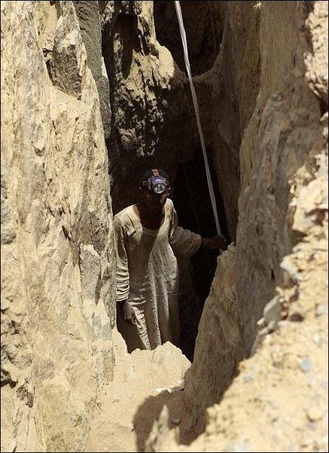 Добыча золота в Южном Судане