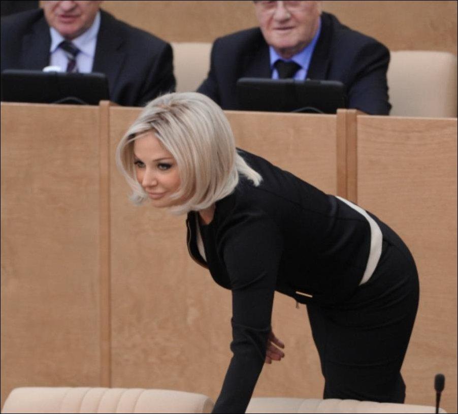 Будни депутатов Государственной Думы