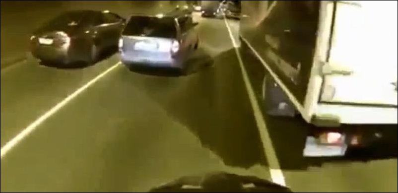 Лихой велосипедист