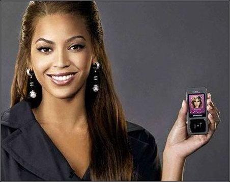Звонить как звезда: голливудская реклама мобильников
