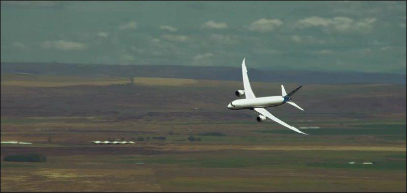 Боинг 787-9 Dreamliner