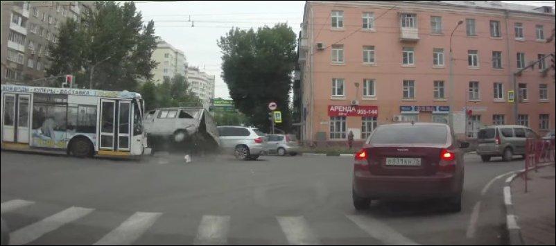ДТП в Ярославле