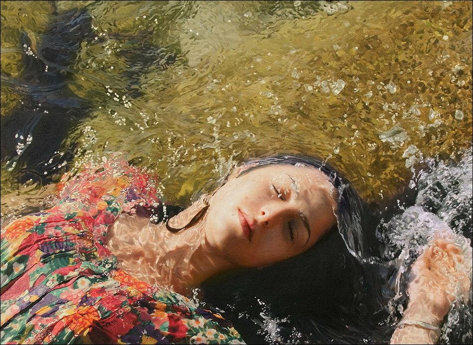 Гиперреализм Игаля Озери