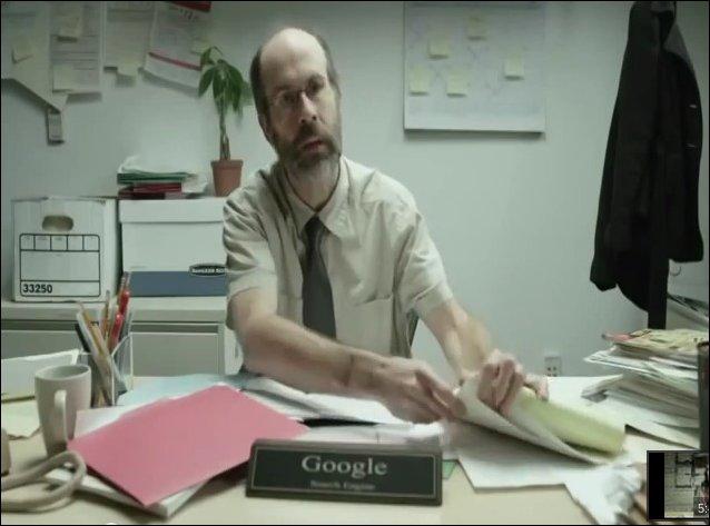 Если бы Гугл был человеком